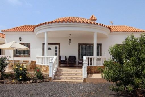 Villa en La Oliva