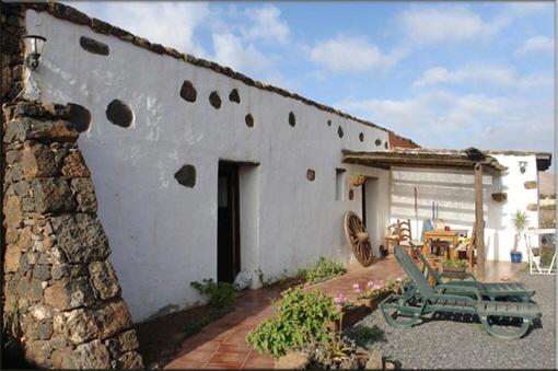 Casa antigua en La Oliva
