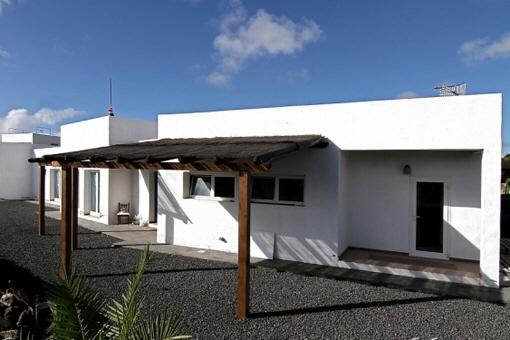 Villa en Lajares