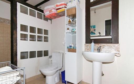 Uno de los 3 baños divinos