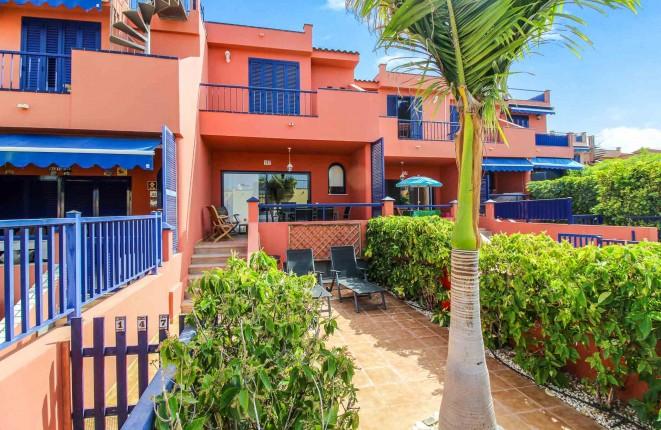 Precioso apartamento dúplex con piscina comunitaria en la exclusiva zona de Meloneras